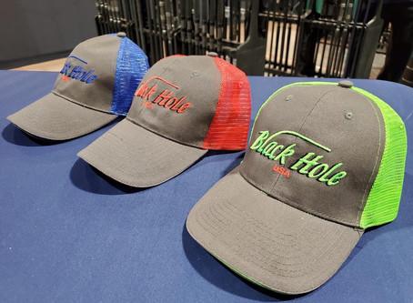 2020 Black Hole USA Hats!