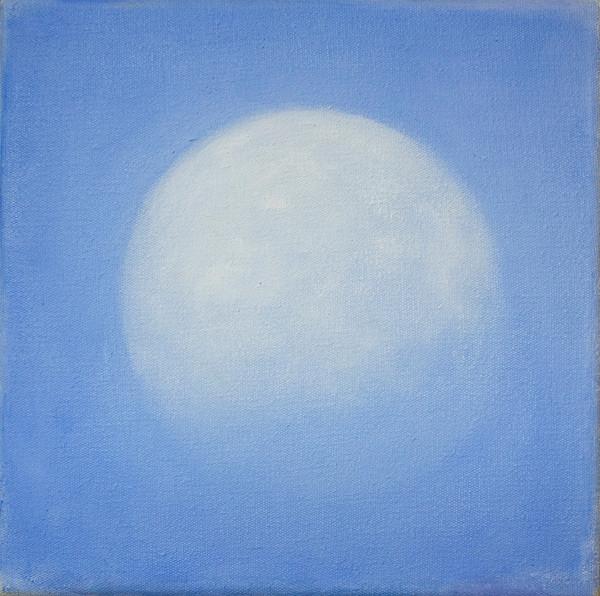 La Luna de Día / Day-Moon