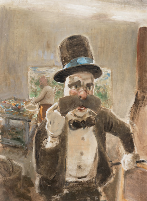 El Curador (de Joseph Andreas) / The Curator (of Joseph Andreas)