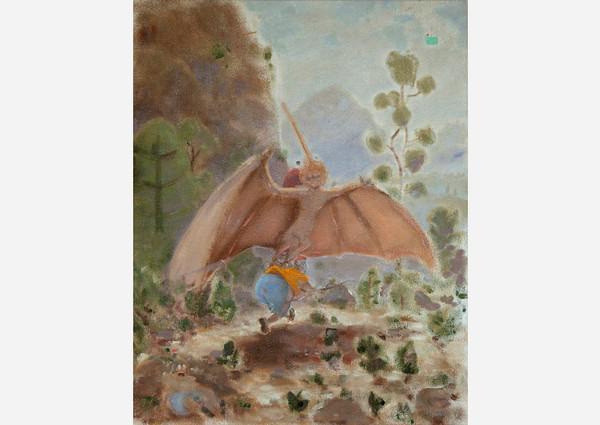 El Rapto (de Fata Morgana) / The Rapture (of Fata Morgana)