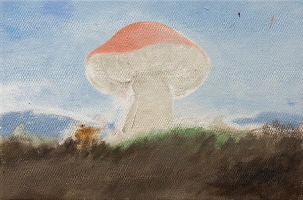 Paisaje (de Joseph Andreas) / Landscape (of Joseph Andreas)