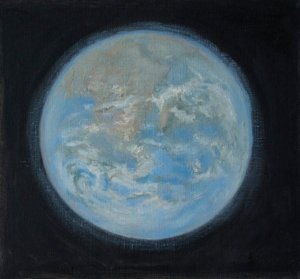 La Tierra desde La Luna / Earth From the Moon