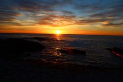 Sunset & Sea, Isle of South Uist