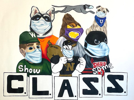 Carmel High Sophomore Creates Show Some C.L.A.S.S. Poster
