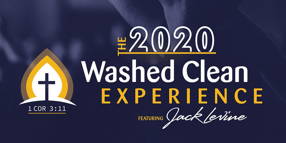 The 2020 Washed Clean Experience