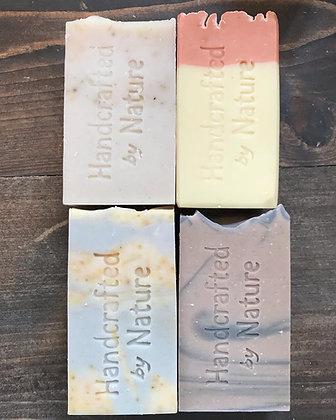 Natural Soap Sampler Pack
