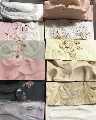 Any 4 Soap Bars
