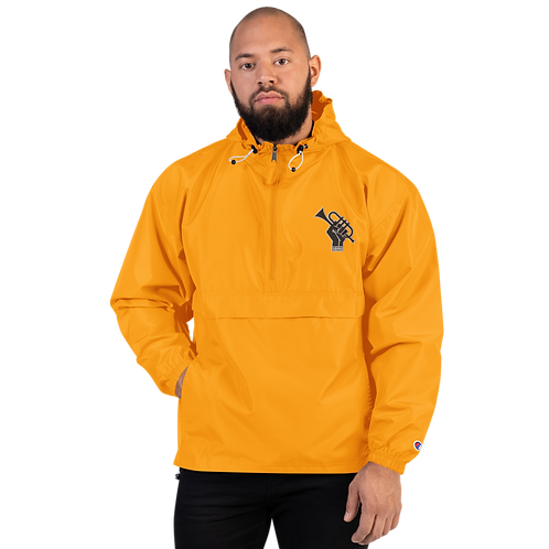 RBB Embroidered Champion Packable Jacket