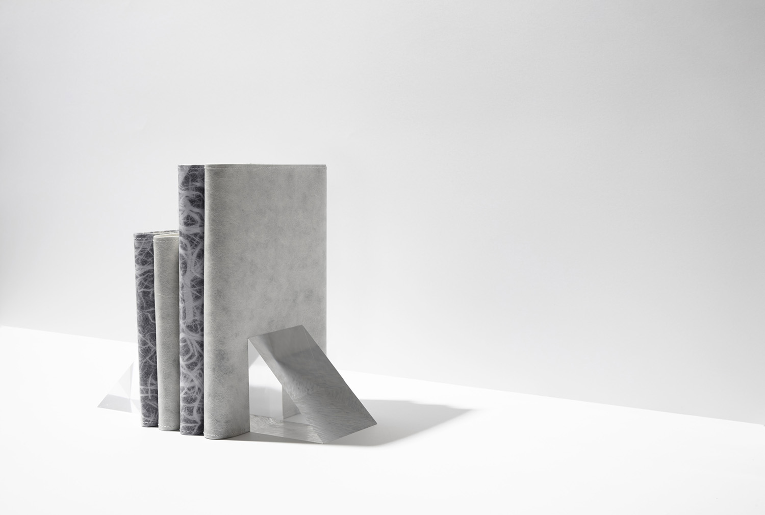 MARBLE ICE Bookcover & Notebookcover