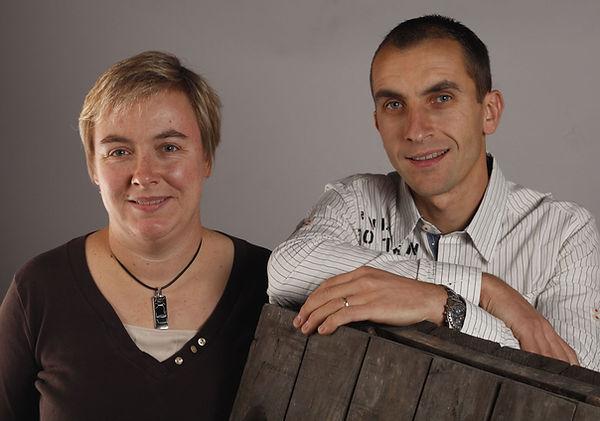 Maryse et Jean-Louis Grasset