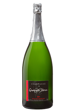 Magnum et demi bouteille de champagne
