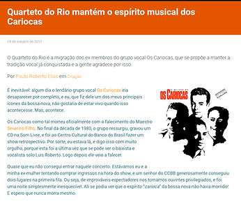Quarteto do Rio