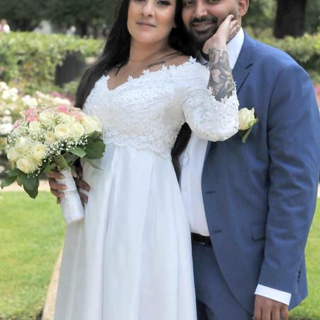 Leyla: Mit bryllup var helt igennem fantastisk