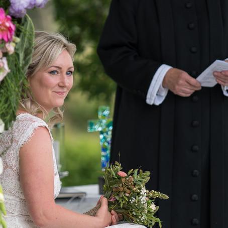 Lise: Mit bryllup var vores drøm af et hjemmegjort bryllup