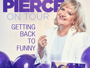 CHONDA PIERCE CONTINUES 'GETTING BACK TO FUNNY' TOUR THIS SPRING - PRESCRIBES MORE HEART-WARMING COM