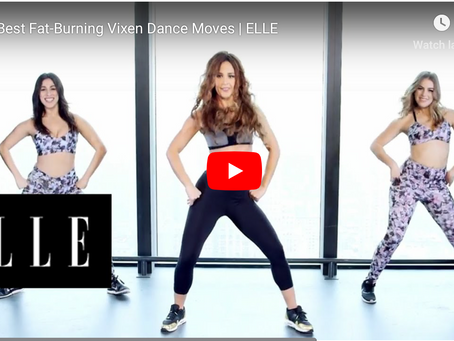 ELLE: This Beyoncé-Inspired Workout Is the Most Fun You'll Ever Have Doing Cardio
