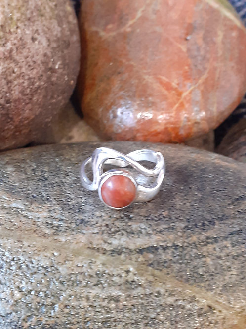 Gneiss Wave ring
