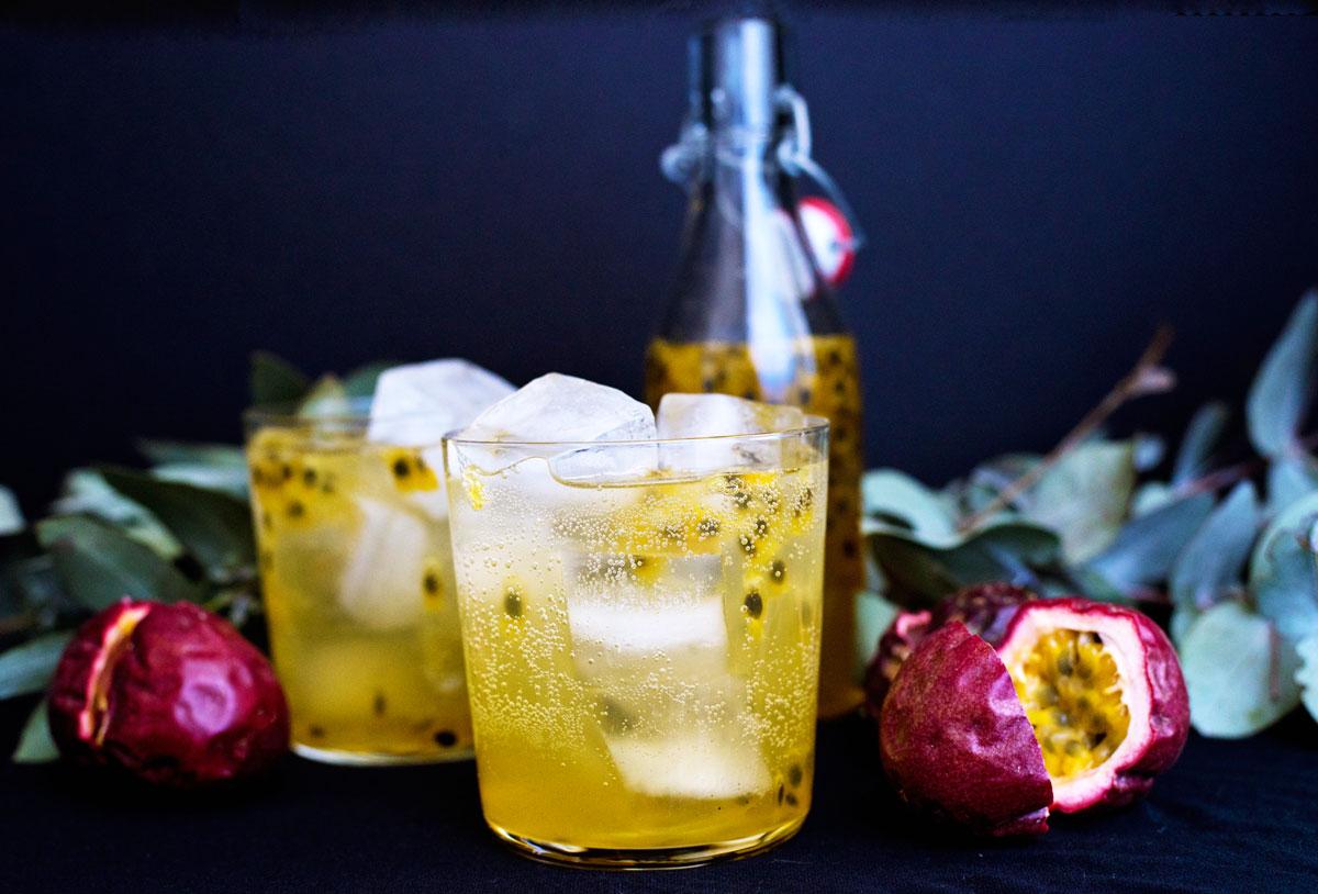 Sweet Fruit Cocktail Mixes