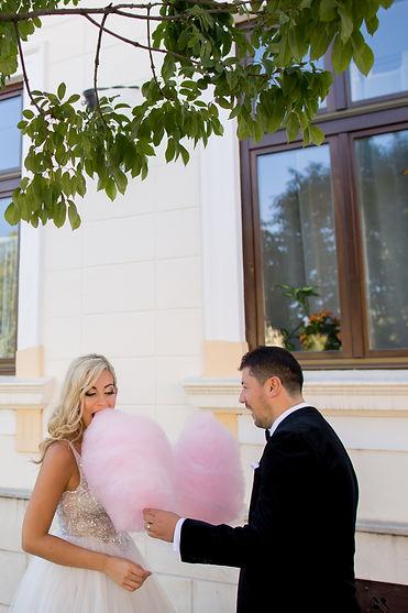 Fairy Floss Wedding