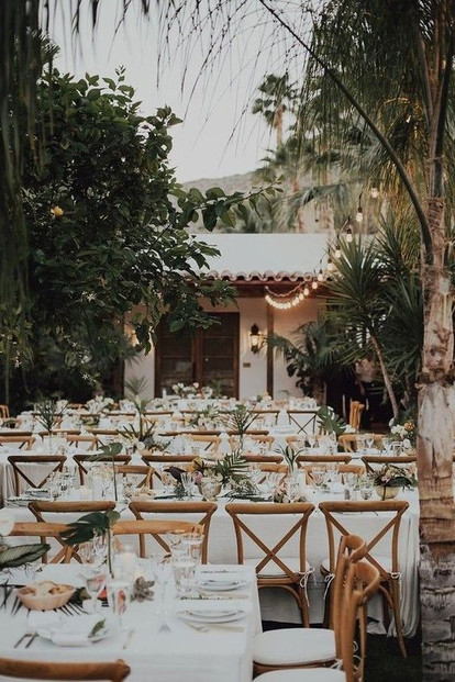 Hacienda Wedding