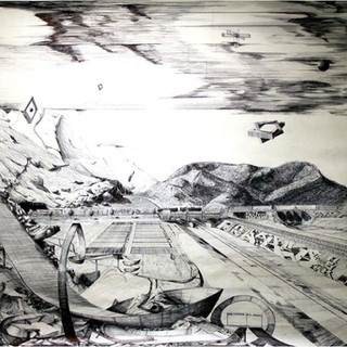 Course: Large-scale Drawing