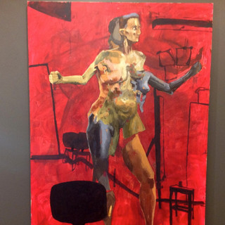 Course: Figure Painting