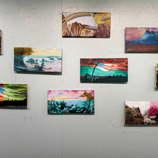 Course: Visionary Landscape Painting