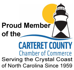 Member of Carteret County Chamber of Commerce