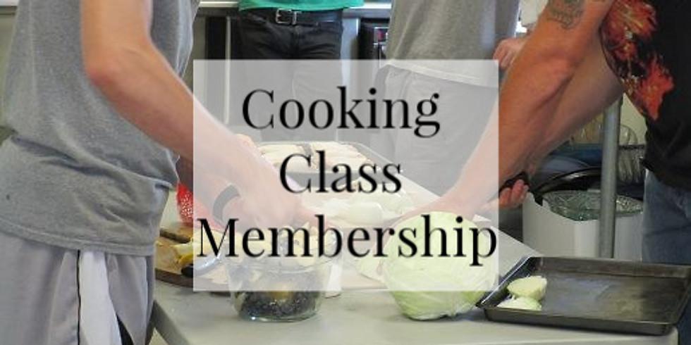 Culinary Class - Membership