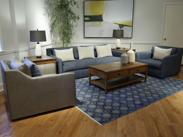 Stickley | St. Lawrence Living Room