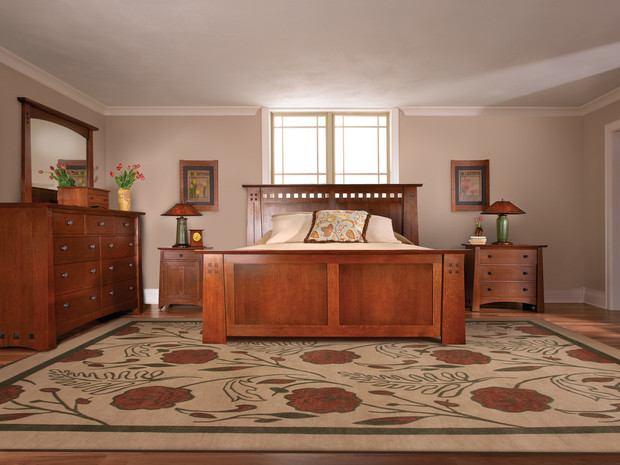 Stickley | Highlands Bedroom