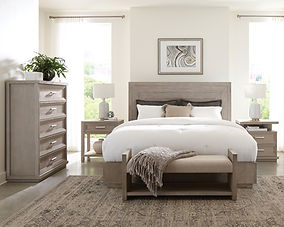 Riverside Furniture | Cascade Bedroom | Dovetail Finish