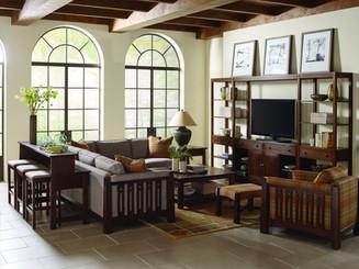 Stickley | Highlands Collection Living Room