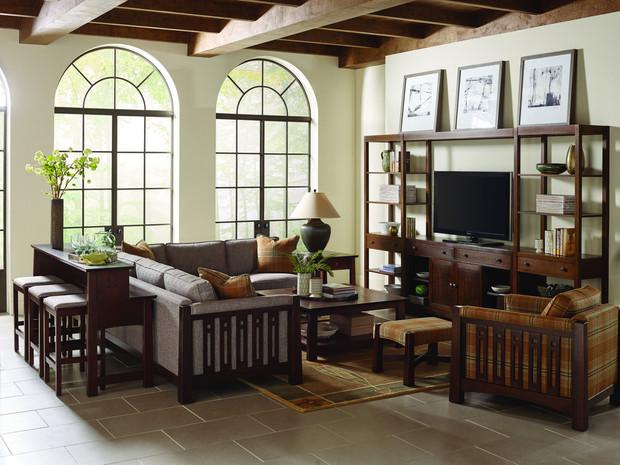 Stickley | Highlands Living Room