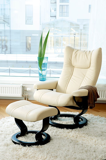 A modern luxurious adaptation of the classic Stressless® look, the Stressless® Wing is a top seller for its sophisticated style & comfort. One of the most popular Stressless® designs ever, this timeless surface exemplifies the Stressless® sitting experience. The Stressless® View recliner design is available in multiple versions, leathers, and sizes, customize your own today at Furniture Solutions in Appleton, WI.