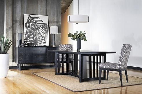 Stickley Furniture Park Slope Collection Dining Room Furniture Set