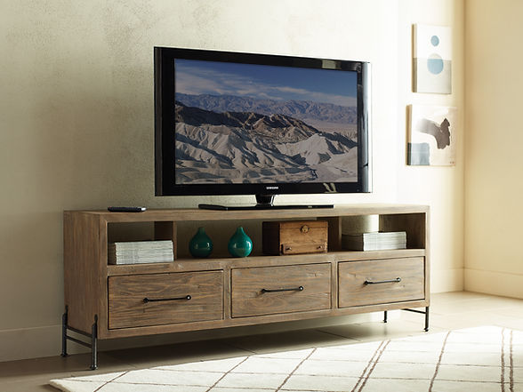 Kincaid Furniture | Modern Forge Collection | Entertainment Center