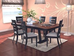 Country View Woodworking - Mayan Room