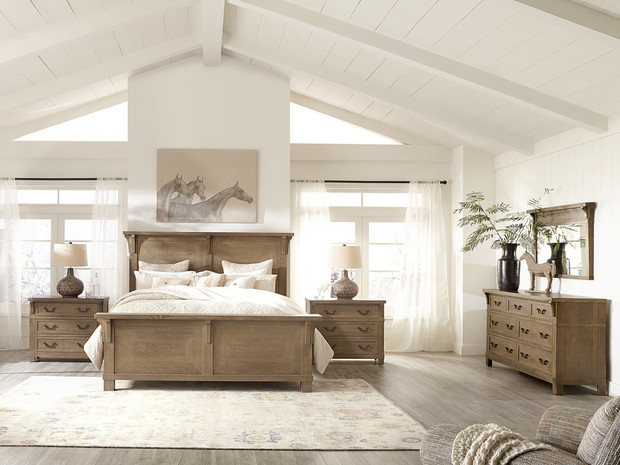 Stickley | Grand Lodge Bedroom