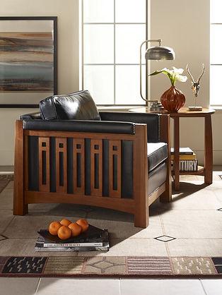 Stickley Furniture Highlands Chair