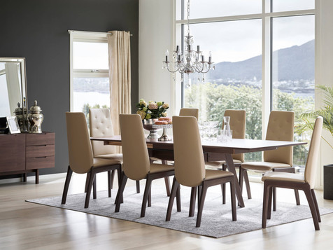Stressless - Dining - Rosemary Walnut -
