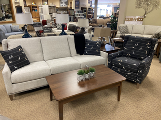 Smith Brothers - 270 Sofa & Chair