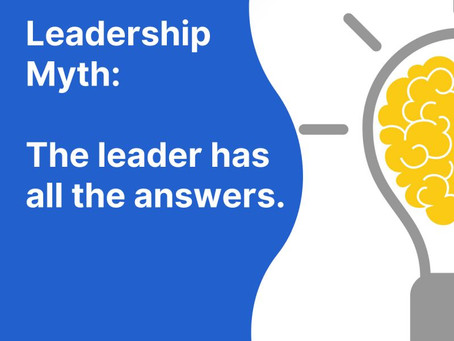 Leadership Myth