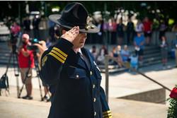 Assistant Chief Dixon - Law Enforcement Memorial