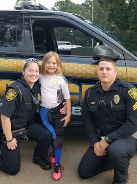 Officer McAdams/Sgt. Shelton