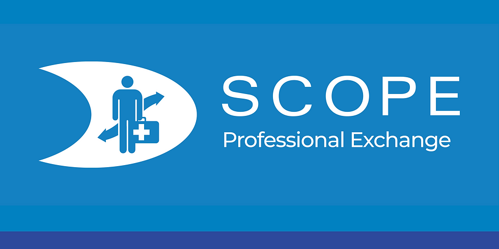 Infosessie exchanges (SCOPE/SCORE)