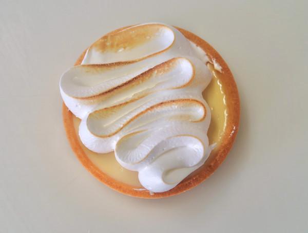 Tartelette citroen meringue