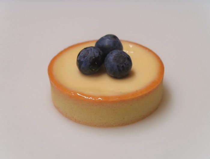 Tartelette cheesecake