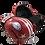 Thumbnail: Перчатки Danata Star с открытой ладонью