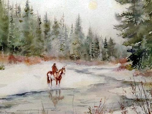Snow River Spirit